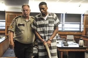 Man sentenced to serve 25 years for November 2015 rape, beating