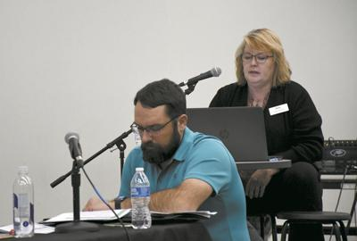District 8 hears about process for changing boundaries, dissolving