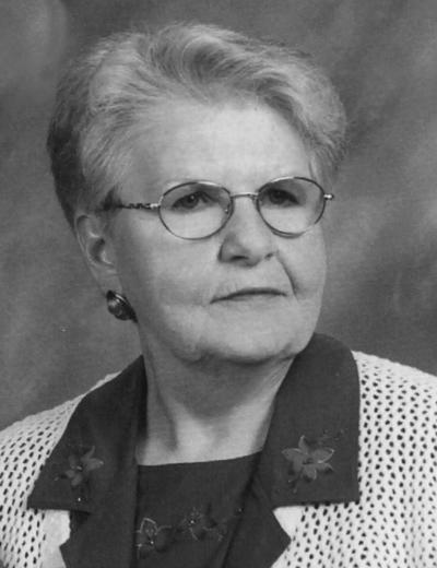 Elaine Mabel Grace (Ellis) Tong, 86