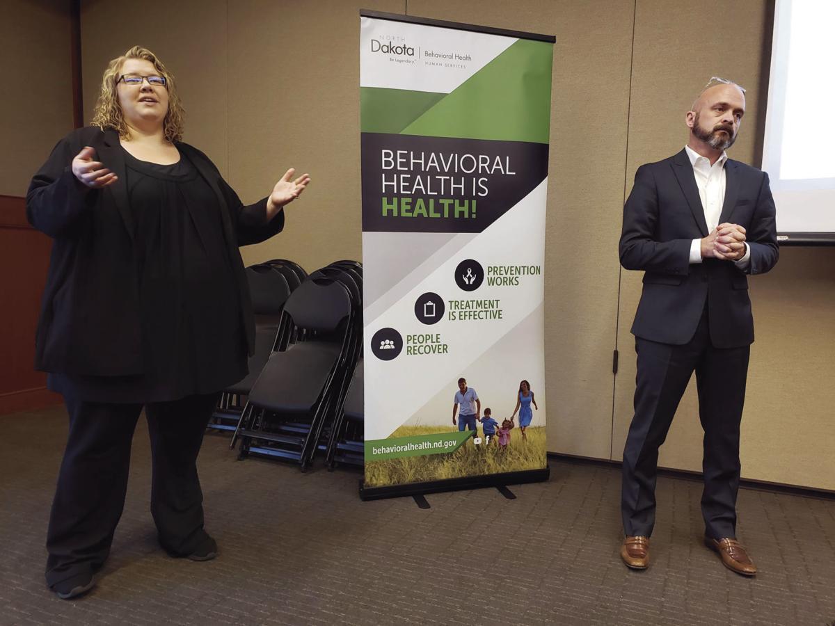 behavioral health pam sagness Chris Jones
