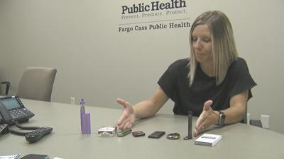 Fargo health official 'not surprised' by Midwest hospitalizations linked to vaping