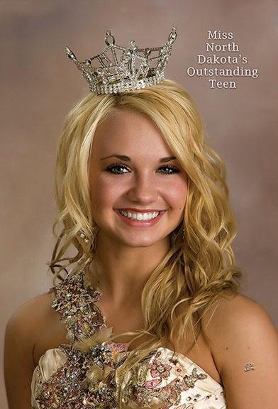 Miss ND's Outstanding Teen competes in pageant
