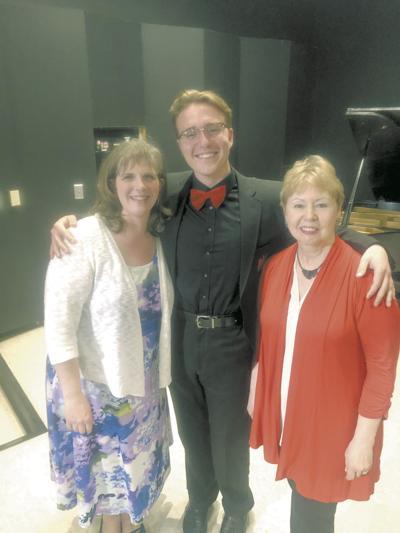Williston graduate earns top music award