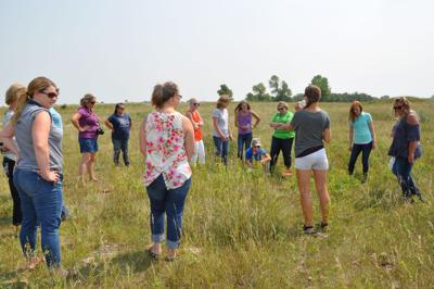 caring for the land