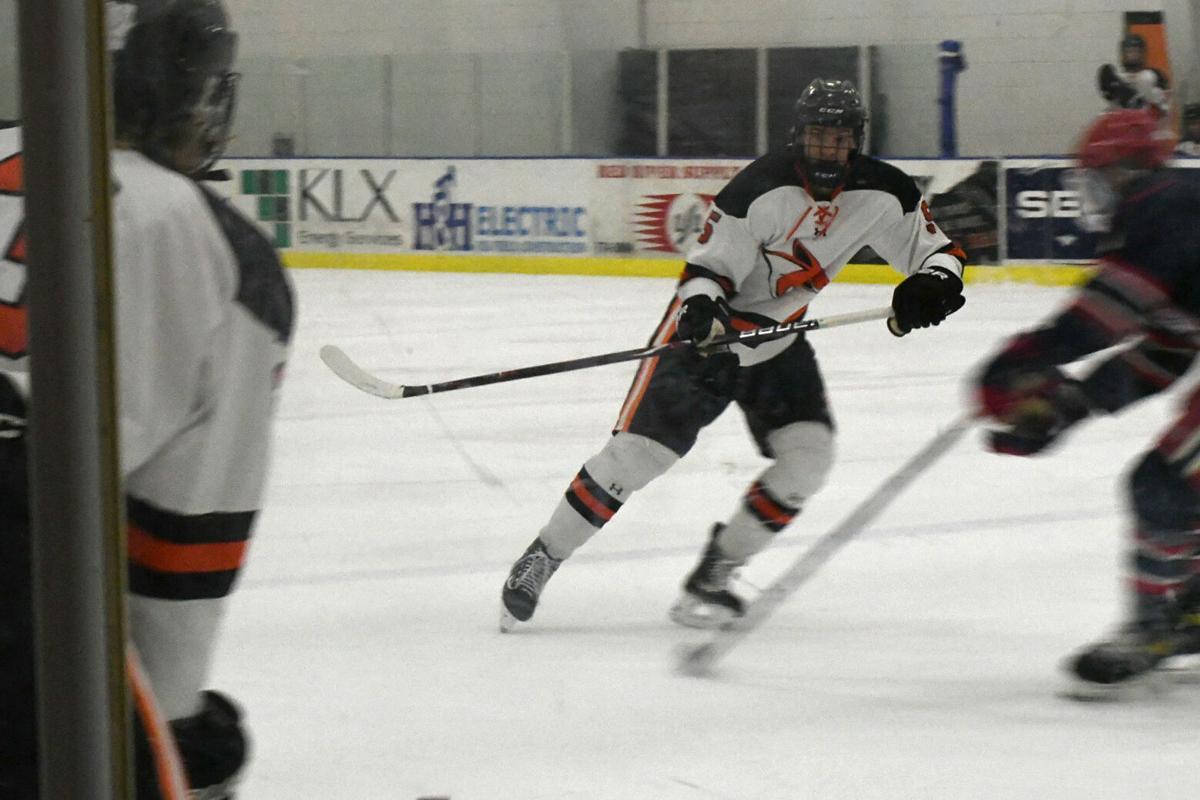 WHS boys hockey
