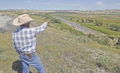 Conservationists: North Dakota officials not doing enough to protect Little Missouri River from oil development