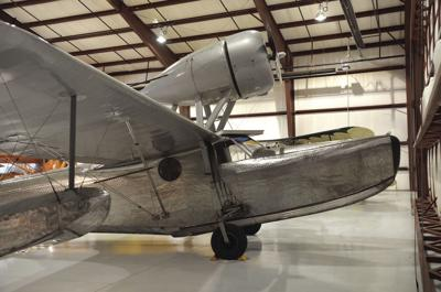 Two rare planes on display at Minot air museum