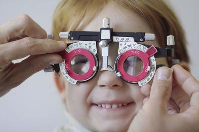 How often do kids need eye exams?