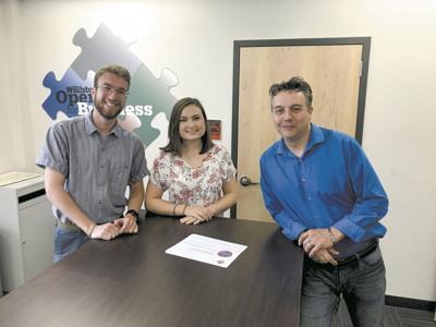 Williston Economic Development hires Gonzaga University Students for summer internships