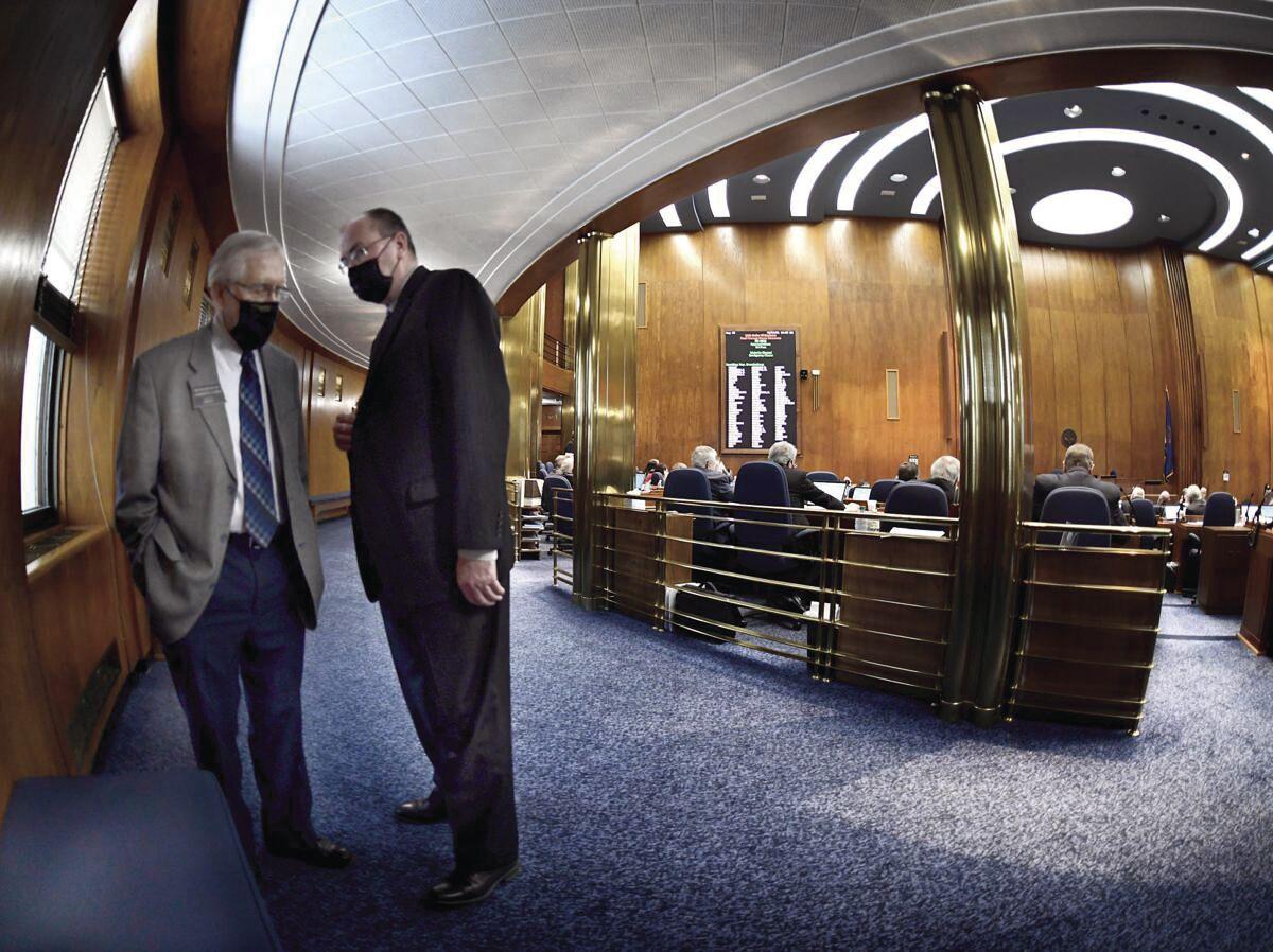 North Dakota legislative livestreams rack up thousands of views; mask rule to be reviewed