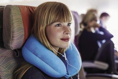 Tips to get some sleep on your next flight