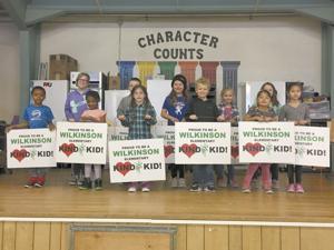 Kind Kids at Wilkinson Elementary