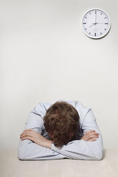 Fatigue can be a safety hazard at work