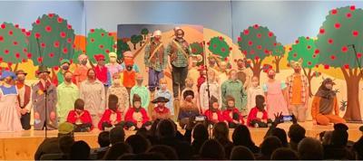 johnny appleseed 2021 Missoula children's Theatre program