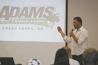 Raising hemp for CBD is like 'the Wild West,' grower says