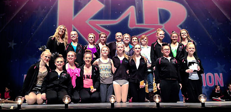 Elizabeths Dance Expressions Fares Well In Billings Local News