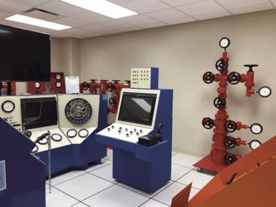 TrainND well control room 2019