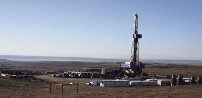 drilling rig file photo