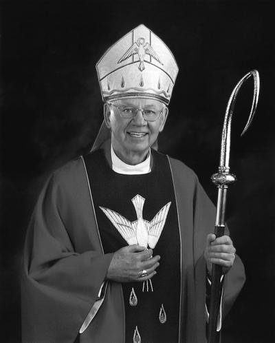 The Most Reverend Paul A. Zipfel, 83