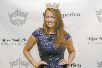 Cara Mund, North Dakota's former Miss America happy with national leadership change