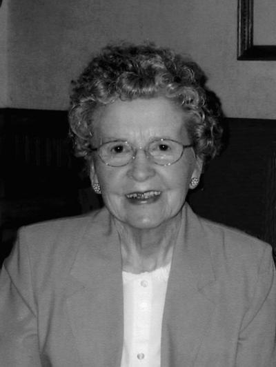 Olga Sundet, 103