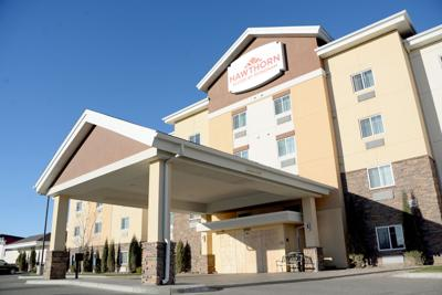 Man Told Police He Crashed Into Williston Hotel To Prove A Point