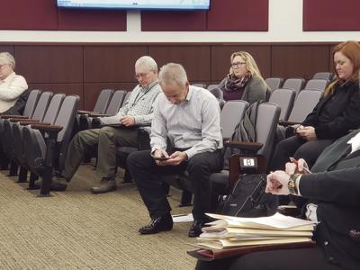 Kurt Rhea commission meeting 12-3-19