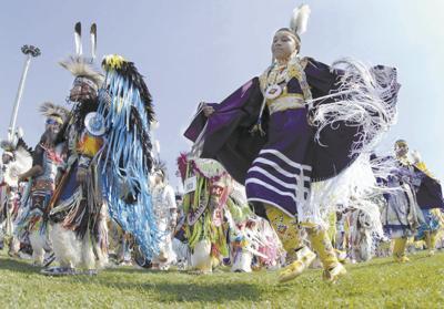 United Tribes powwow celebrates 50 years