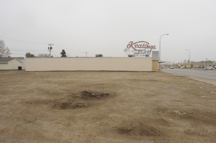 I. Keating Furniture Store Expansion Is Delayed