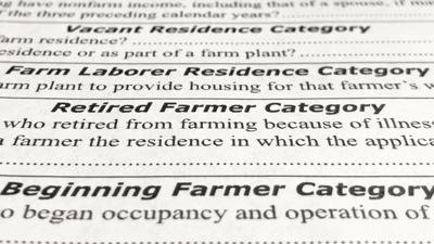 ND broadens farm home tax exemption