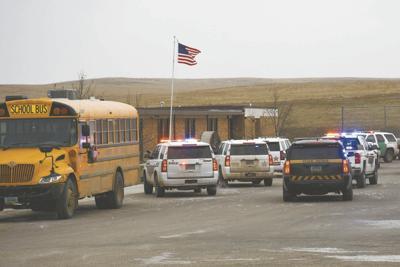Faulty alarm causes school lockdown in Alexander