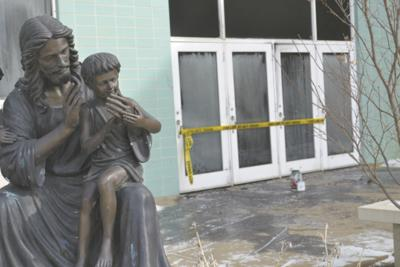 Former Dickinson principal once accused of arson loses appeal in lawsuit against city