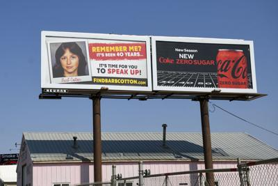 Friends, family hope billboard will help locate woman who went missing in 1981