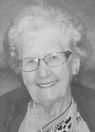Arlene Marie Haugen Ibsen, 91