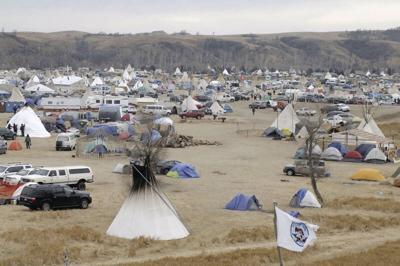 Young Standing Rock runners call on Biden to shut down Dakota Access