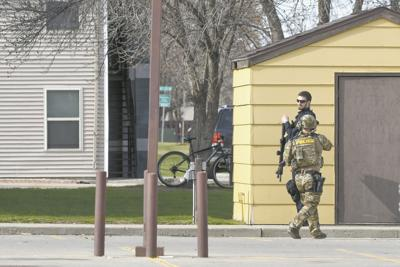 Williston police issue warrant for suspect in Sunday shooting