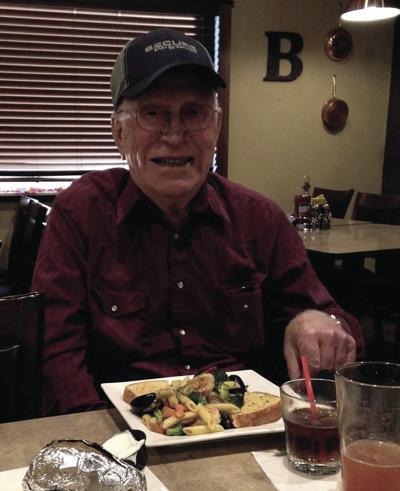 Lester Eugene Christianson, 84