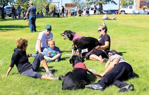 MonDak Animal Rescue's annual Dog Jog is a pup-ular event