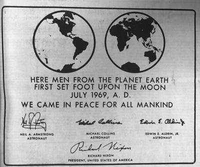 Williston Community Library to host live webcast honoring 50th anniversary of Apollo 11