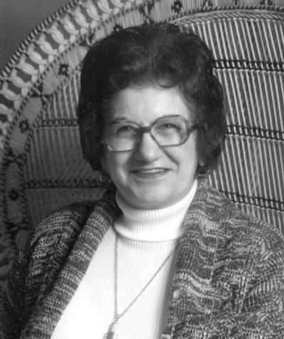Edna Geller, 98