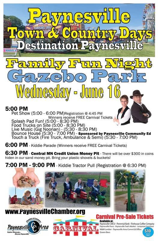 Paynesville Days p2 2021