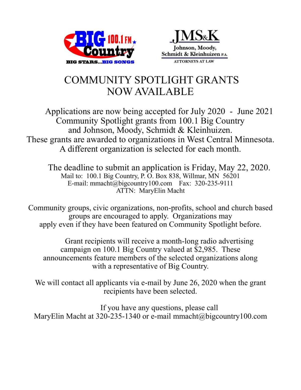 Big Country Community Spotlight