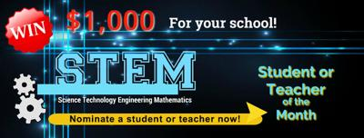 STEM Student of the Month