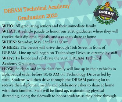 Dream Tech Graduation Ceremony