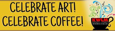 Celebrate Art Celebrate Coffee Header