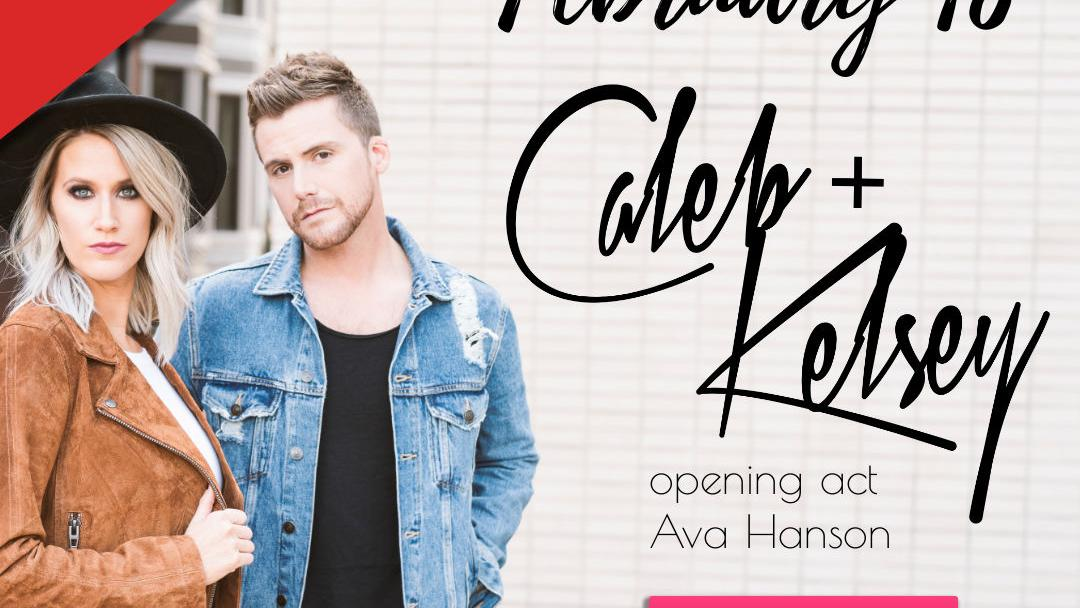 Caleb + Kelsey are coming to New London! | Promotions