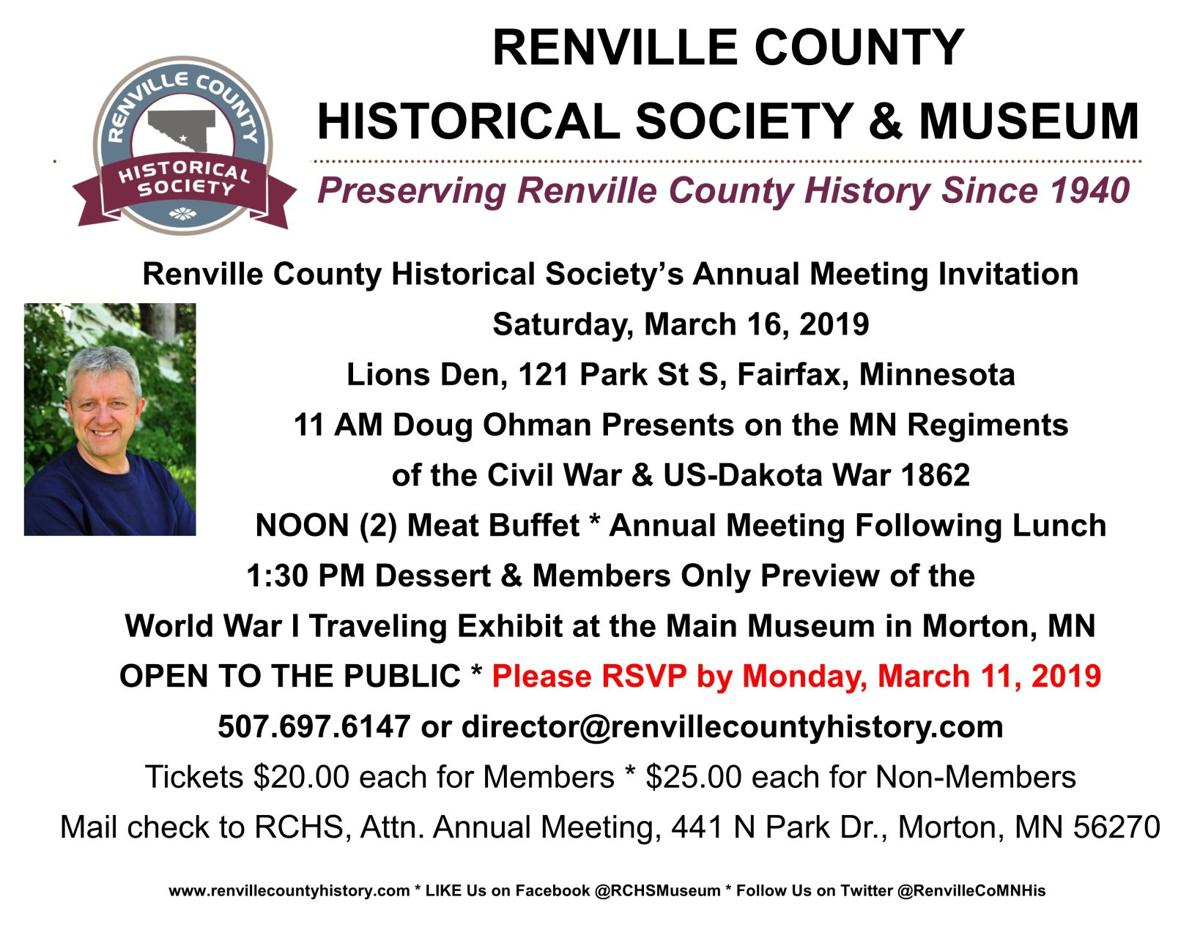 Renville County Historical Society & Museum