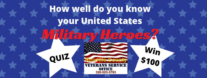 How Well Do You Know Your United States Military Heroes QUIZ