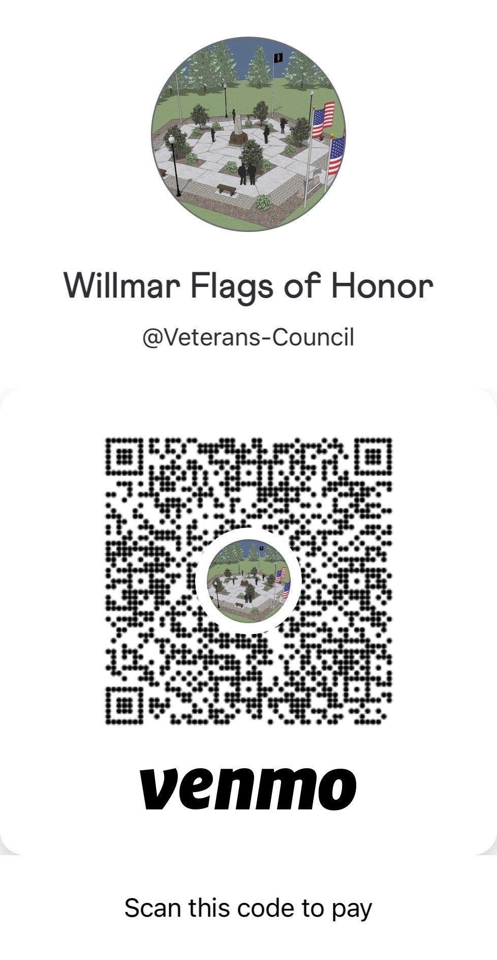 Veterans Council Venmo
