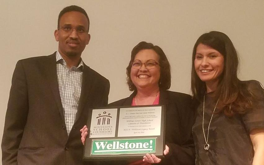 Wellstone winners